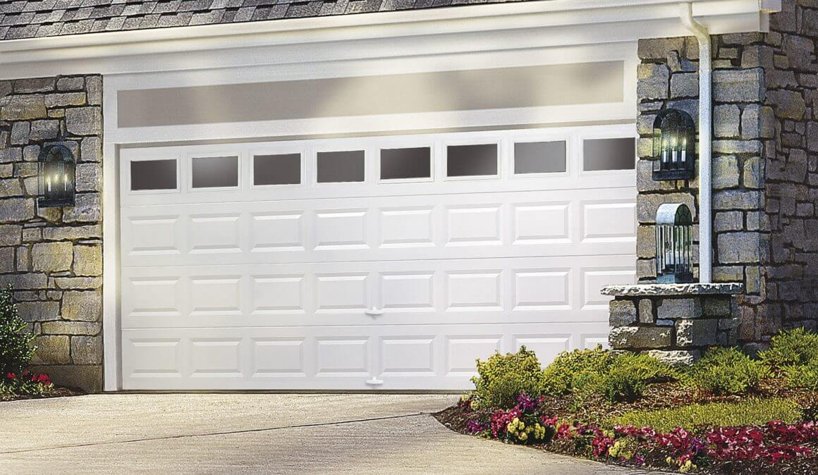 Classic CollectionTM Value Series garage doors