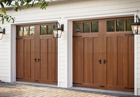 CANYON RIDGE® LIMITED EDITION series garage doors