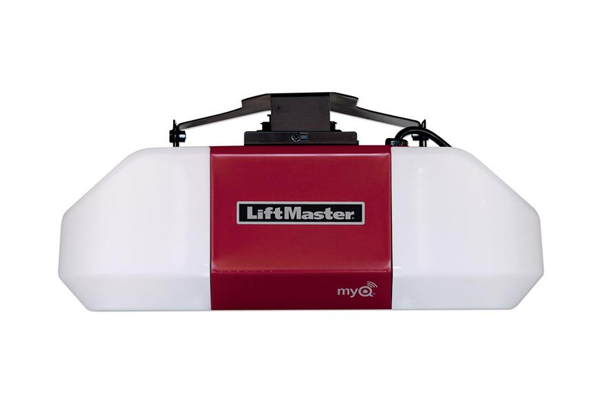 Model 8587 Wi-Fi garage doors