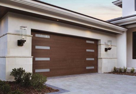CANYON RIDGE® collection MODERN garage doors