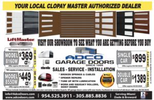 ADCO Garage Doors Specials